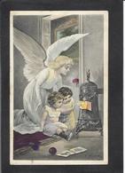 CPA Ange Angel Circulé - Angels