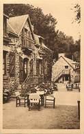 - Finistere - Ref-E188 - Port Manech - Hotel Julia - Bungalow Dans Le Parc - Hotels - Carte Bon Etat - - Autres Communes