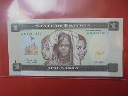 ERYTHREE 1 NAFKA 1997 PEU CIRCULER/NEUF - Eritrea