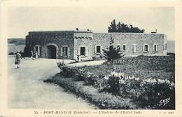 - Finistere - Ref-E187 - Port Manech -  Entrée De L Hotel Julia - Hotels - Editon Gaby - N° 55 - Carte Bon Etat - - Autres Communes