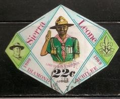 SIERRA LEONE OBLITERE - Sierra Leone (1961-...)