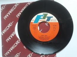 Bumblebee Unlimited  -  Lady Bug   F1 Team   P 505;   Anno 1978 - Disco, Pop