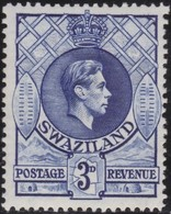 Swaziland     .   SG  .   32a       .   *      .      Mint-hinged     .   /    .   Ongebruikt - Swaziland (...-1967)