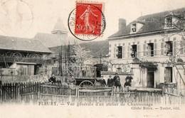 FLEURY, Atelier De Charronnage - France