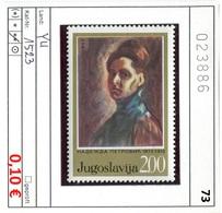 Jugoslawien - Yougoslavie - Jugoslavija - Michel 1523 - ** Mnh Neuf Postfris - - 1945-1992 Sozialistische Föderative Republik Jugoslawien