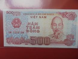 VIETNAM 500 DÔNG 1988 PEU CIRCULER/NEUF - Vietnam