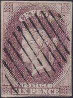 Ceylon    .   SG  .   6         .  O      .    Gebruikt       .   /    .   Cancelled - Ceylan (...-1947)
