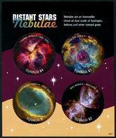 Tuvalu (2018) - MS - /  Astronomia - Astronomie - Astronomy - Space - Astronomy