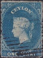 Ceylon    .   SG  .   28a        .  O      .    Gebruikt       .   /    .   Cancelled - Ceylon (...-1947)