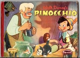 Walt Disney Pinocchio  Album Volledig Complet   Uitg. Weekblad Margriet  26 Blz - Livres, BD, Revues