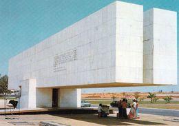 1 AK Brasilien * City Museum In Brasilia Eröffnet 1960 - Das Zentrum Von Brasilia Ist Seit 1987 UNESCO Weltkulturerbe - Brasilia
