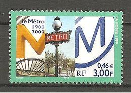 FRANCE 1999 Y T N ° 3292  Oblitéré - France