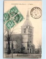 52 - DOMREMY --  L'Eglise - France