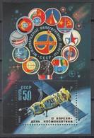 UdSSR 1983 - MiNr: 5265  Block 164  ** / MNH - Raumfahrt