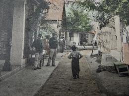 ROUMANIE ROMANIA TURKEY Cpa Postcard  - ADA KALEH - Animated Street - Török Utcza - Rumänien