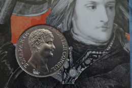 6/1 Pièce Argent Napoleone Napoleon  Francuska Srebrna Moneta Silver Coin Französische Silbermünze Moneta D'argento - France