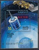 UdSSR 1987 - MiNr: 5760 Block 196  ** / MNH - Raumfahrt