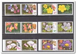 Roemenië 2012, Postfris MNH, Flowers, Animals - 1948-.... Républiques
