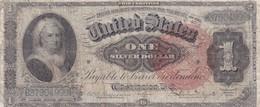 USA 1 Dollar - Silver Certificates (1878-1923)