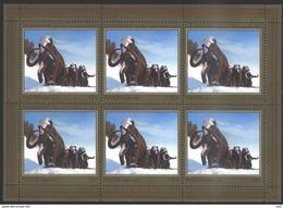 Russia 2012 Mammoth - Préhistoriques