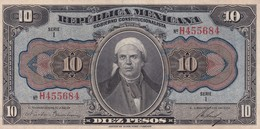 Mexico República Mexicana 10 Pesos, - Mexico