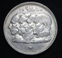 BELGIE REGENTSCHAP  100 FR BELGIQUE 1948  MOOIE STAAT 2 SCANS - 06. 100 Franchi