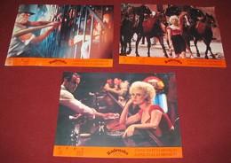Stephen Lang LAST EXIT TO BROOKLYN J.J. Leigh 3x Yugoslavian Lobby Cards - Foto's
