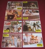 Stephen McHattie MOVING VIOLATION Kay Lenz 8x Yugoslavian Lobby Cards - Photographs