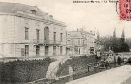 CHALONS SUR MARNE - Châlons-sur-Marne