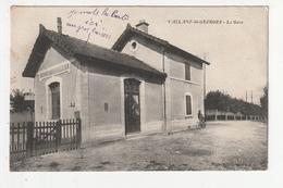 VALLANT SAINT GEORGES - LA GARE - 10 - Other Municipalities