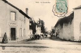 WEZ, La Grande-rue - Autres Communes