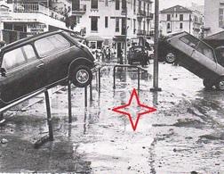 NICE. Photo Du RAZ-DE-MAREE Du 12 Octobre 1979 - (2 Scans). - Altri