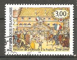 FRANCE 1998 Y T N ° 3142  Oblitéré - France