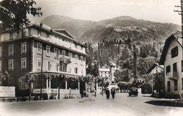 LE FAYET...hotel Terminus....edit  Combier - Autres Communes