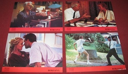 Steve Martin ROXANNE Daryl Hannah 4x Yugoslavian Lobby Cards - Foto's