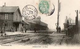 LIBERCOURT - La Gare - France