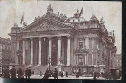 La Bourse; écrite: 12/09/1907 - Brussel (Stad)