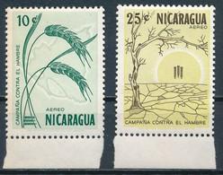 °°° NICARAGUA - Y&T N°489/90 PA - 1963 MNH °°° - Nicaragua