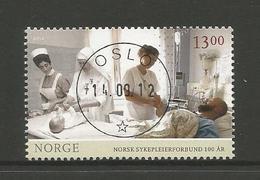 Norway 2012 Nursing Central Cancel  Y.T. 1741 (0) - Norvège