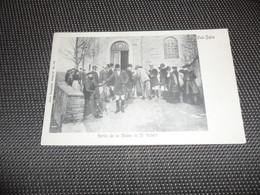 Vielsalm  Viel - Salm  Sortie De La Messe - Nels Serie 20 N° 176 - Vielsalm