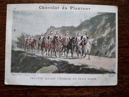L16/51 Chromo. Chocolat Du Planteur. - Chocolate