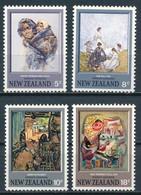 °°° NEW ZELAND - Y&T N°590/93 - 1973 MNH °°° - Nuova Zelanda