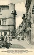 TOURNUS HOTEL De L'Escargot 1916 - Andere Gemeenten