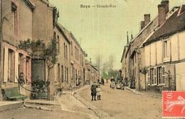 BAYE ( Marne ) - France