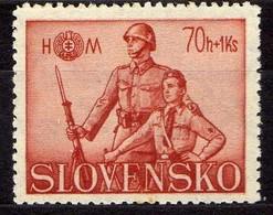 Slowakei / Slovakia, 1942, Mi 94 *  [060419XXV] - Slowakische Republik