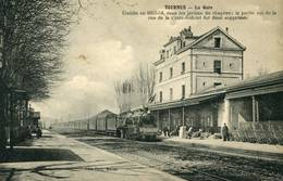 TOURNUS  LA GARE (train) - Andere Gemeenten