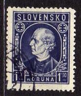 Slowakei / Slovakia, 1942/43, Mi 97 B, Gestempelt  [060419XXV] - Slowakische Republik