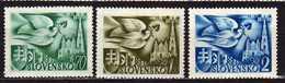 Slowakei / Slovakia, 1942, Mi 102-104 ** [060419XXV] - Slovaquie