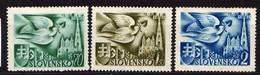 Slowakei / Slovakia, 1942, Mi 102-104 * [060419XXV] - Slowakische Republik