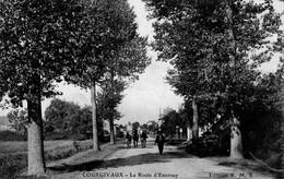COURGIVAUX, La Route D'esternay - Other Municipalities